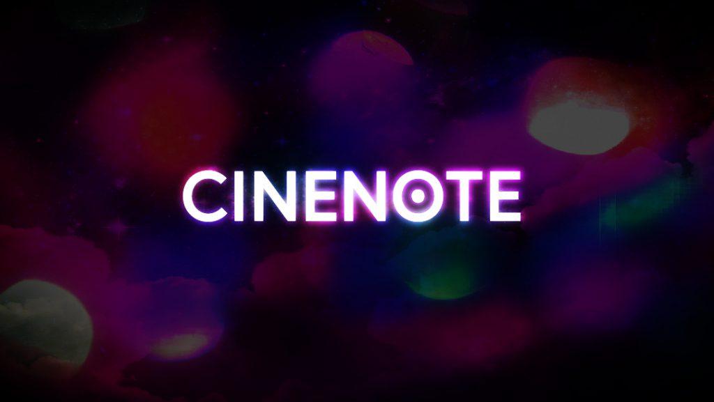 CINENOTEのロゴ